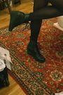 Black-strellson-cardigan-black-topshop-top-blue-vintage-shorts-black-wedin