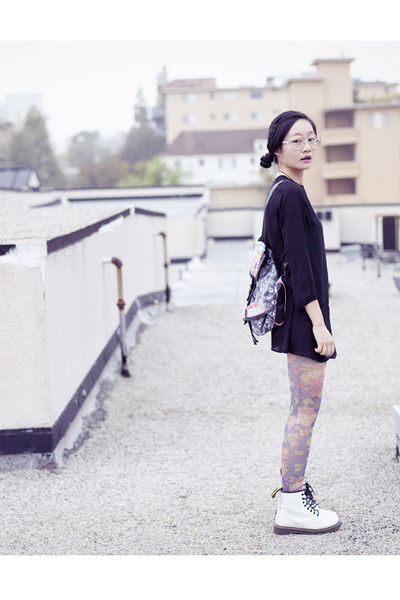 White Dr Martens Boots - How to Wear and Where to Buy | Chictopia