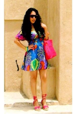 Dress & Wedges- random find accessories - Jaded Accessories accessories