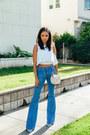 Flares-stella-mccartney-jeans-drew-bag-chloe-bag