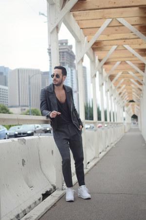 black Levis jacket