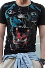 Black-eleven-paris-shirt-sky-blue-chambray-h-m-shirt