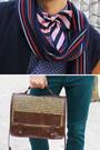 Varsity-jacket-h-m-jacket-camel-leopard-print-penelope-and-coco-shoes