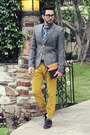 Black-royal-elastics-shoes-charcoal-gray-tweed-topman-blazer