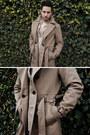 Tan-trench-coat-burberry-coat-dark-brown-brogue-shoes-zara-shoes