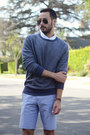 Heather-gray-tsubo-shoes-blue-levis-sweater-white-h-m-shirt