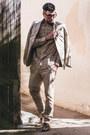 Beige-leopard-penelope-coco-shoes-beige-h-m-blazer-beige-forever21-shirt