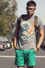 Silver-life-clothing-co-shirt-light-brown-herschel-supply-co-bag