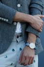 Charcoal-gray-topman-blazer-white-lacoste-shirt