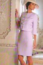 Lilac suit