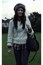 knitted hollister jumper