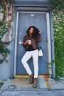 Lavelle-ugg-boots-white-blank-nyc-jeans-leather-fossil-jacket
