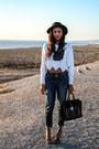 Express-jeans-satchel-31-phillip-lim-bag-crop-top-choies-top