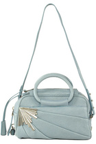 Marc Jacobs sky blue.