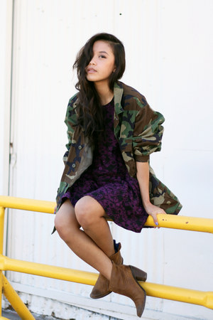 DV by dolce vita boots - free people dress