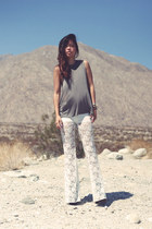 Urban Outfitters pants - brandy melville shirt