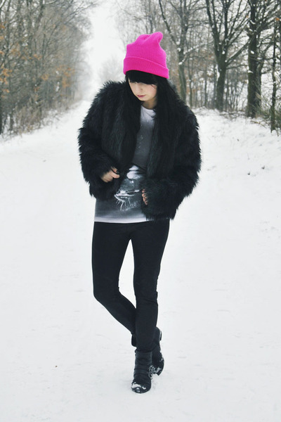fur Amisu jacket