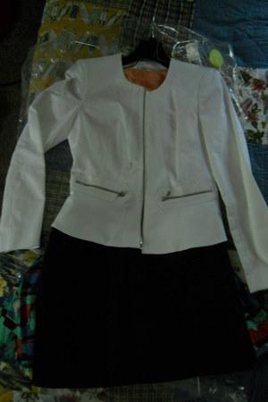 calvin klein jacket - Marni skirt