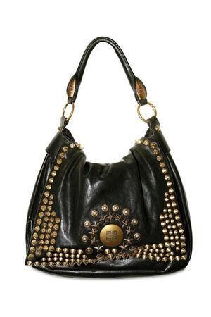 black Givenchy purse