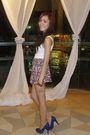 Forever21-skirt-vnc-shoes