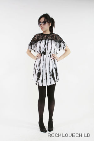 silver RockLoveChild dress