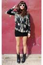 Black-vintage-from-ebay-top-black-welovecolorscom-dress-black-forever-21-boo