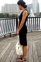 RN Convertible dress - Patricia Green - Francesco Biasa purse