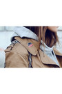 Nude-pull-and-bear-coat-heather-gray-zara-bag-silver-vintage-hoodie-heathe
