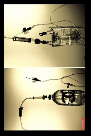 Fashion Obsession-  Intravenous Bags