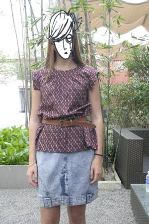 Romp Du Lou blouse