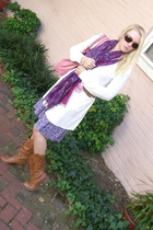 banana republic dress - balenciaga purse - banana republic coat - Frye boots - C