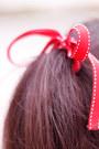 Navy-orla-kiely-skirt-brown-lush-bag-ruby-red-pepa-loves-blouse