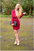 red Hedonia dress