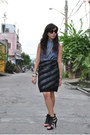 Navy-used-as-top-kisses-co-dress-black-mango-skirt-black-naf-naf-heels