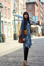 Sky-blue-rebecca-taylor-dress-blue-robyn-denim-ag-jeans-jacket
