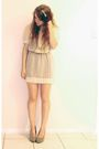 Green-vintage-bow-accessories-beige-supre-dress-gray-rubi-shoes-brown-my-s