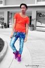 Attitude-x-adidas-sneakers-isami-imajuku-jeans-striped-pedora-sm-hat