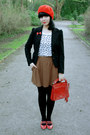 Red-vintage-bag-red-vintage-bag-dark-brown-zara-skirt-white-tk-top