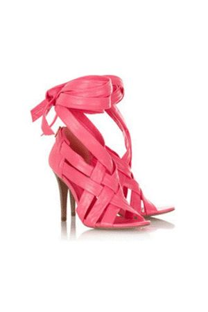 pink tory burch shoes
