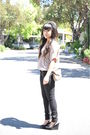 Beige-forever21-top-black-h-m-pants-black-alice-olivia-shoes-beige-vinta