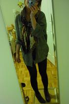 jacket - scarf - Stoneridge shoes