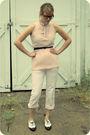 Pink-isaac-mizrahi-shirt-pink-i-dont-remeber-pants-black-borrowed-from-my-fr