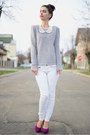 H-m-shoes-fluffy-romwe-sweater-pull-bear-pants-new-look-necklace
