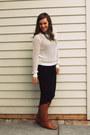 Steve-madden-boots-forever-21-jeans-net-forever-21-sweater