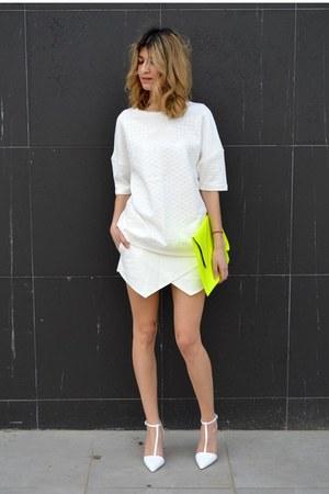 asos bag - Zara heels