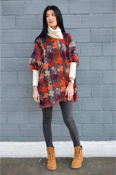 Orange-made-couture-cape