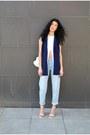 Blue-the-fashion-lab-vest
