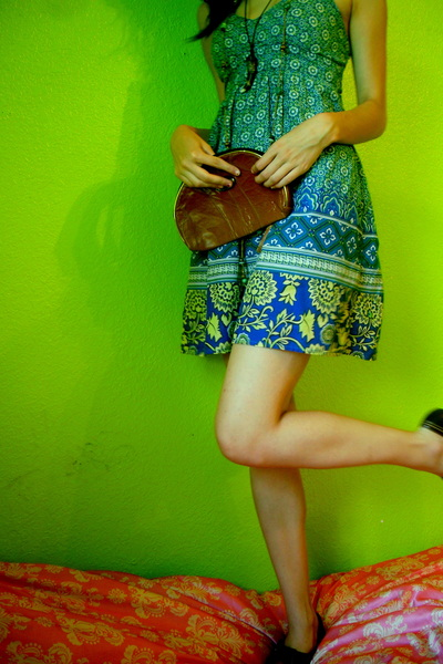 GREEN DRESS SHOES WOMEN
