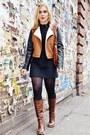 Forever-21-jacket-mango-dress