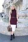 Zara-sweater-louis-vuitton-bag-topshop-skirt-daniel-wellington-watch